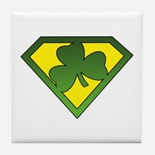 Super Shamrock Tile Coaster