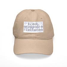 Peter Principle Baseball Cap
