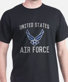 Armed Forces Air Force Vintage T-Shirt