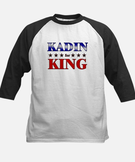 KADIN for king Kids Baseball Jersey