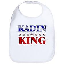 KADIN for king Bib