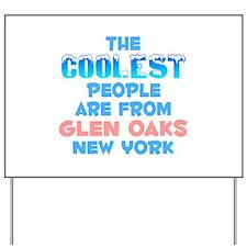 Coolest: Glen Oaks, NY Yard Sign