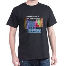 Hip Hop Table of Elements T-Shirt