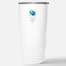 Logo-no-diamond Stainless Steel Travel Mug