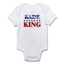 KADE for king Infant Bodysuit