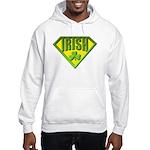 Super Irish Hooded Sweatshirt