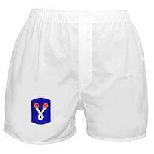 196th LIGHT INFANTRY Boxer Shorts