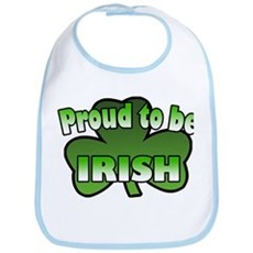 Proud to be Irish Bib