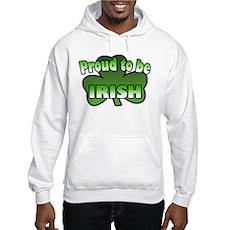 Proud to be Irish Hooded Sweatshirt