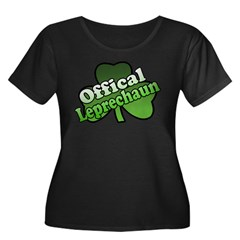 Official Leprechaun Shamrock T
