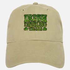 Irish Drinking Team Retro Baseball Baseball Cap