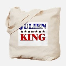 JULIEN for king Tote Bag