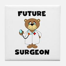 Future Surgeon Tile Coaster