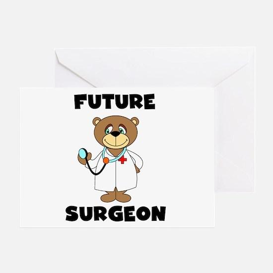 Future Surgeon Greeting Card