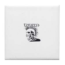 The Exploited Tile Coaster
