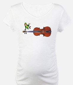 Fiddle With Leprechaun Shirt