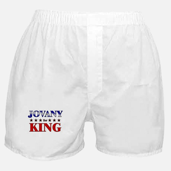JOVANY for king Boxer Shorts