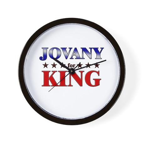 JOVANY for king Wall Clock
