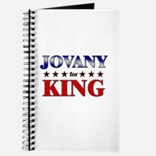 JOVANY for king Journal