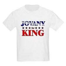 JOVANY for king T-Shirt