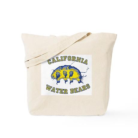 Water Bears Tote Bag