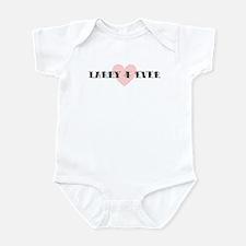 Larry 4 ever Infant Bodysuit