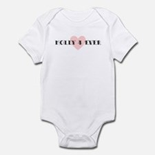 Molly 4 ever Infant Bodysuit