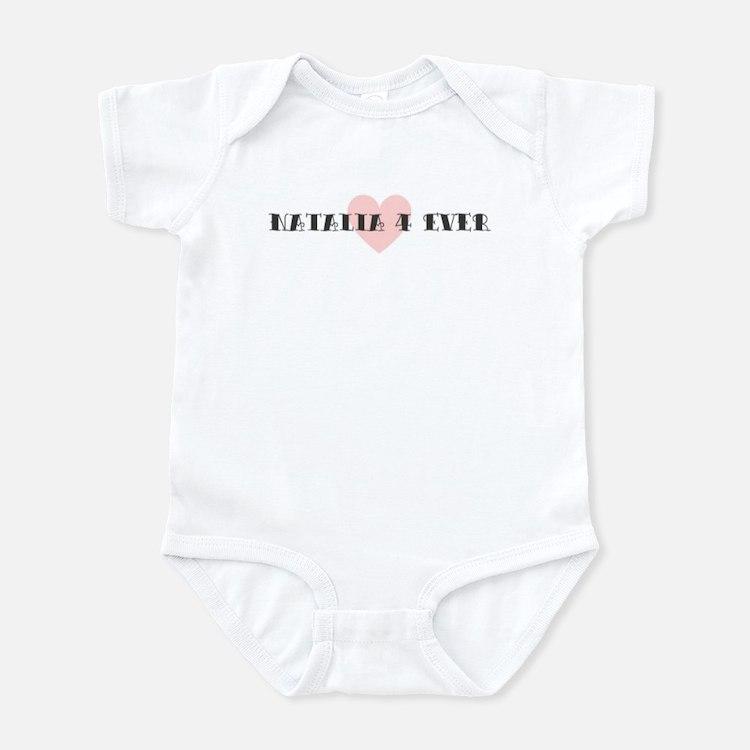 Natalia 4 ever Infant Bodysuit