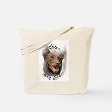 kelpies are kool Tote Bag