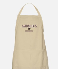 Angelina - Name Team BBQ Apron