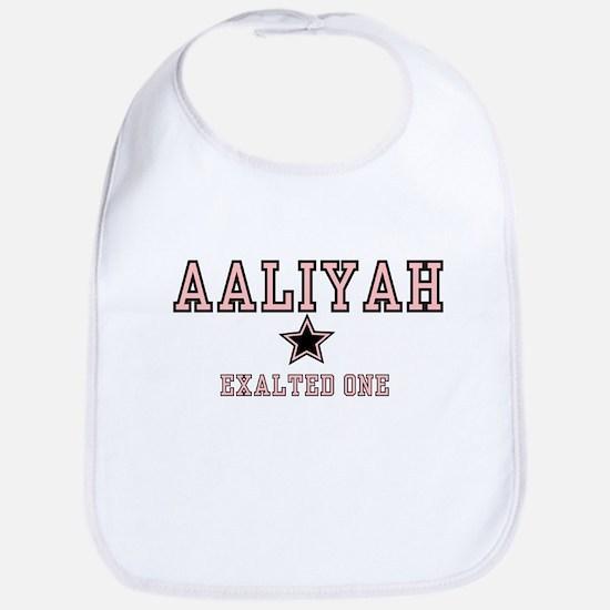 Aaliyah - Name Team Bib