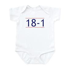 18-1 Infant Bodysuit