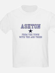 Ashton - Name Team T-Shirt