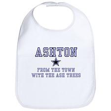 Ashton - Name Team Bib
