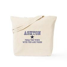 Ashton - Name Team Tote Bag