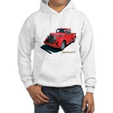 The Diamond T Hoodie Sweatshirt