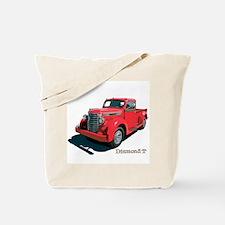 The Diamond T Tote Bag