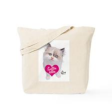 Smitten Kitten Tote Bag