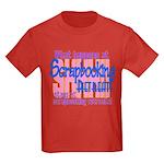 Scrapbooking Retreats Shhh! Kids Dark T-Shirt