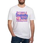 Scrapbooking Retreats Shhh! Fitted T-Shirt