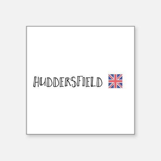 Huddersfield Sticker