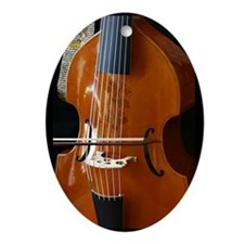 Viols in Our Schools Viola da Gamba Ornament