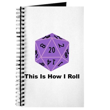 How I Roll Journal