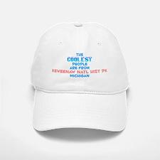 Coolest: Keweenaw Natl , MI Baseball Baseball Cap