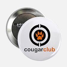 """Cougar Club 2.25"""" Button"""