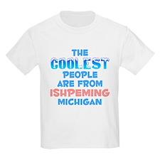 Coolest: Ishpeming, MI T-Shirt