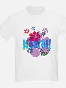 Hawaii Hibiscus T-Shirt