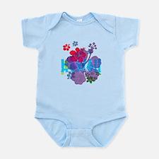 Hawaii Hibiscus Infant Bodysuit