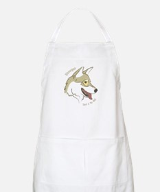 Utonagan 'Spirit of the Wolf' BBQ Apron