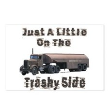Little On The Trashy Side Postcards (Package of 8)